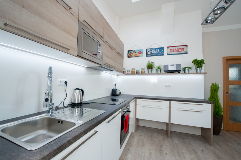 & Attic Apartment in Vinohrady | Julie Wimmer Design